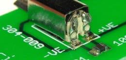 SMD SMT reflow solderable vibration motor